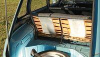 Citroën Dyane, Kofferraum
