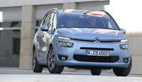 Citroën Grand C4 Picasso e-HDi 115, Frontansicht