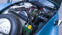 Citröen DS - Motorraum