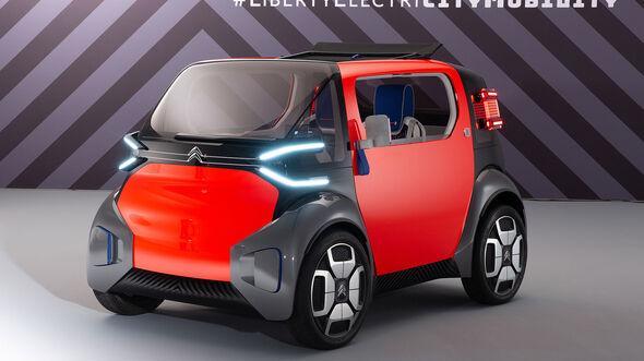 Citroen Ami One Concept Genf (2019)