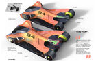 Citroen C30 LMP1 - Le Mans 2030 - Michelin Challenge Design - Motorsport