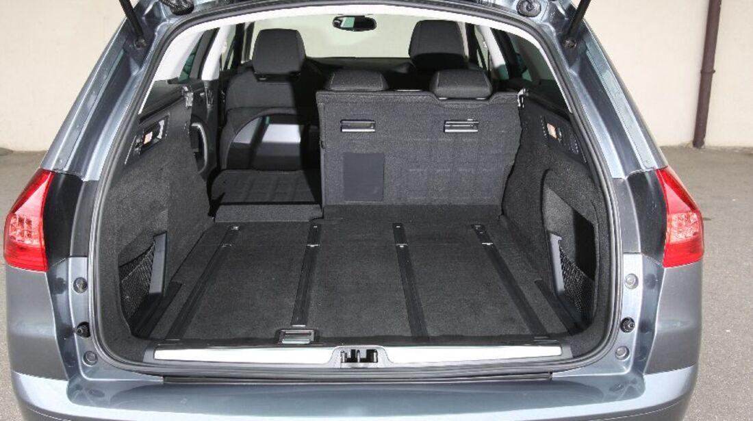 Citroen C5 Tourer Kofferraum