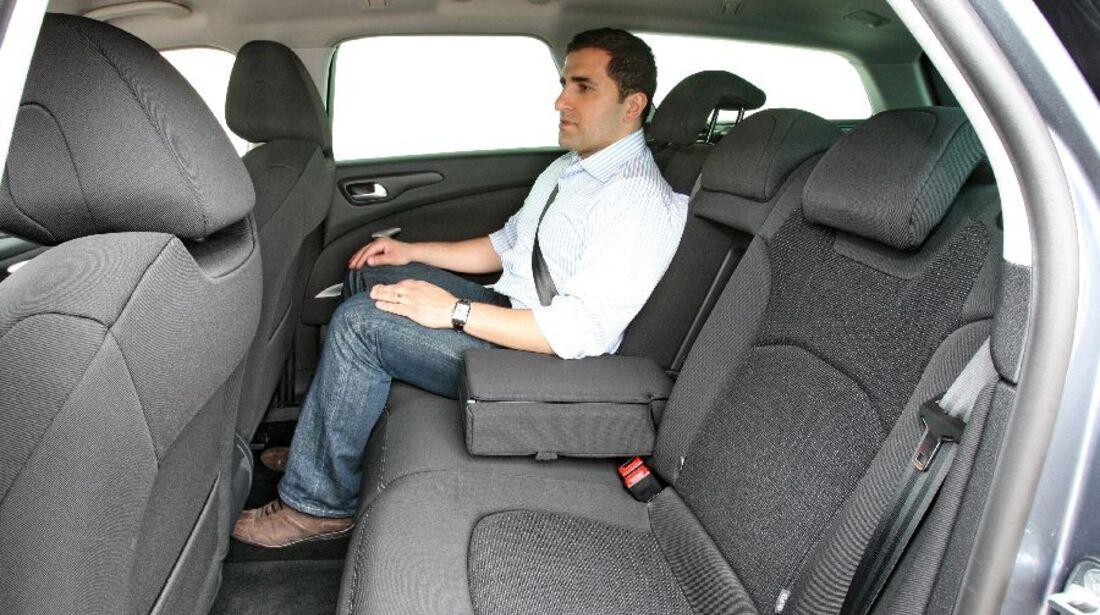 Citroen C5 Tourer Rücksitzbank
