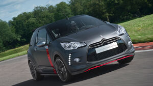 Citroen DS3 Cabrio Racing