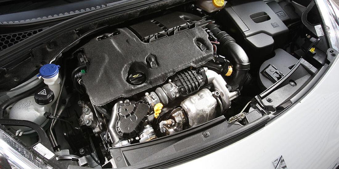 Citroen DS3 HDi 90 FAP 99g, Motor