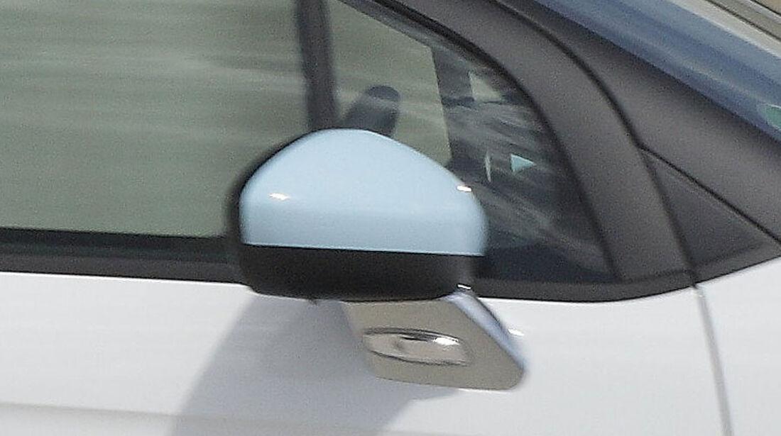Citroen DS3 HDi 90 FAP 99g, Rückspiegel