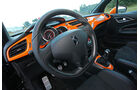 Citroen DS3 Racing, Cockpit, Lenkrad