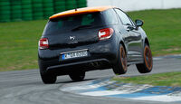 Citroen DS3 Racing, Heckansicht