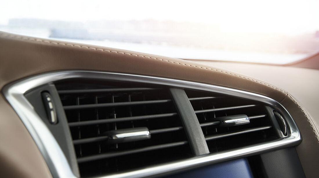 Citroen DS4, Innenraum Detail