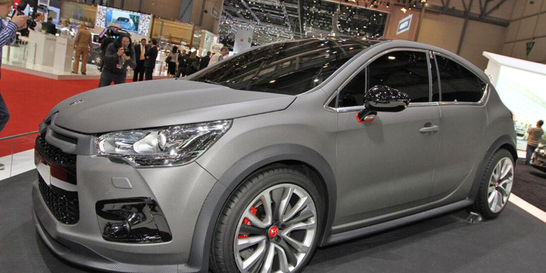 Citroen DS4 R Auto-Salon Genf 2012