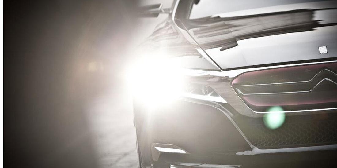 Citroen DS6 Conceptcar