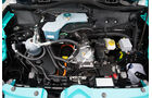 Citroen E-Mehari Motorraum