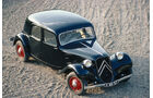 Citroen Traction Avant 11 B, 1934