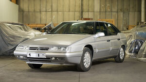 Citroen XM V6 Exclusive 2000 Auktion Conservatoire