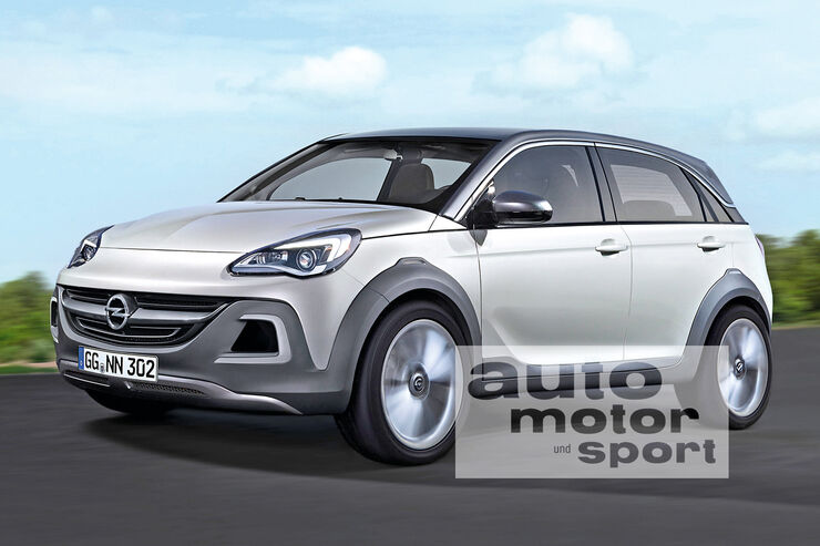 City-Klasse, Opel Adam-SUV