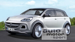 City-Klasse, Opel Adam-SUV
