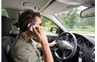 Cockpit, Handy, Telefonieren