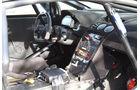 Cockpit Lamborghini Gallardo Super Trofeo, Rennwagen, Nürburgring