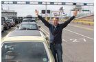 Constantin Jdanoff und sein Reliant Scimitar GTE SE 5a
