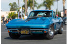 Corvette C2 - Newport Beach Supercar Show 2018