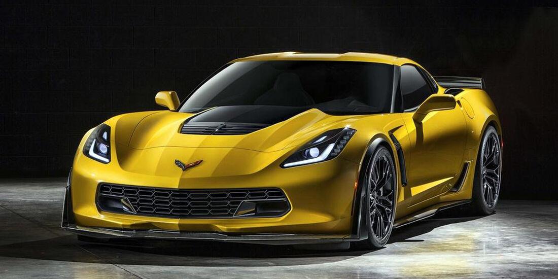 Corvette C7 Z06 01/2014