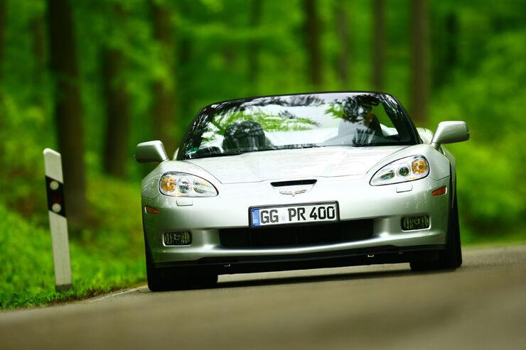 Corvette Grand Sport Cabriolet