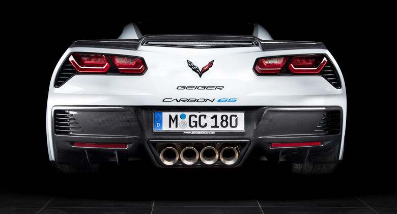 Corvette Z06 Geiger Carbon 65 Edition