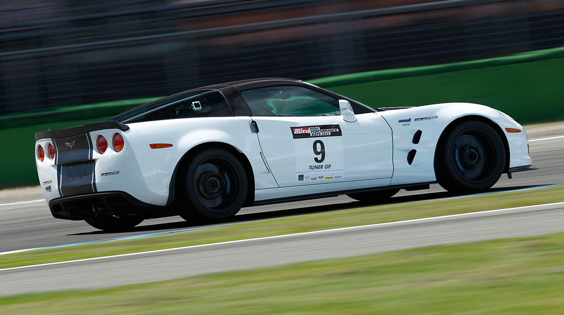Corvette ZR1, TunerGP 2012, High Performance Days 2012, Hockenheimring