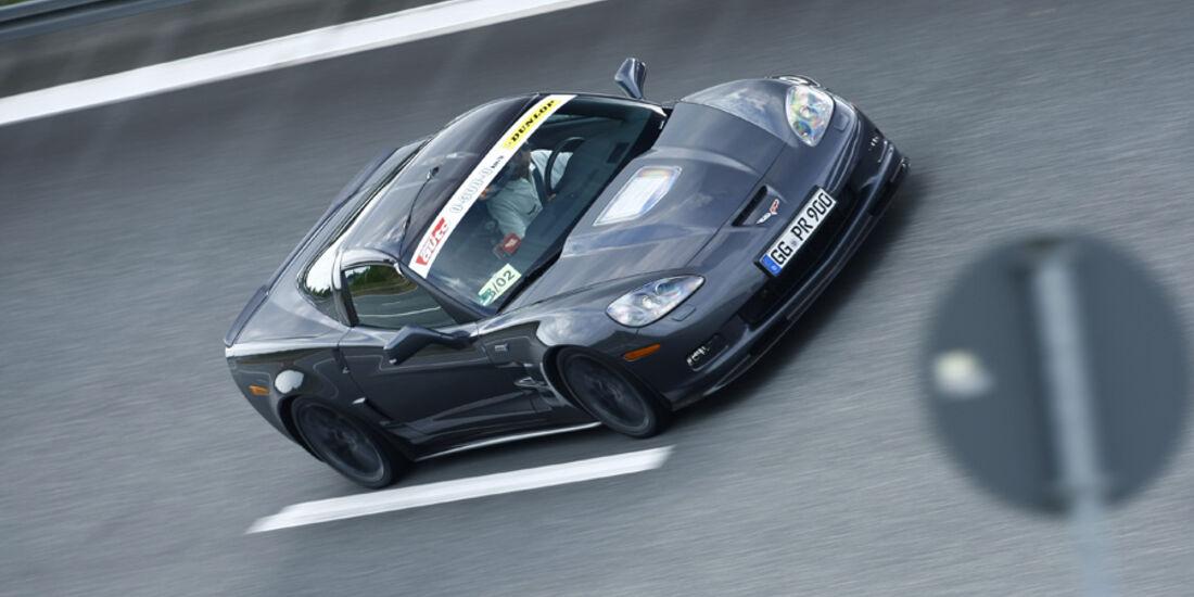Corvette ZR5