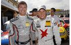 Coulthard & Van der Zande DTM Valencia 2011