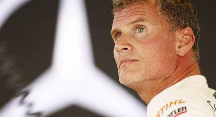Coulthard verlagert seine Konzentration auf die Aufgaben abseits der Strecke
