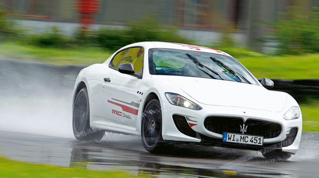 Coupés über 150 000 €, Maserati Granturismo MC