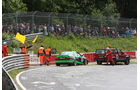 Crash, Gelbe Flagge, VLN, Langstreckenmeisterschaft, Nürburgring