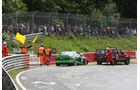Crash, Gelbe Flagge, VLN, Langstreckenmeisterschaft, Nürburgring