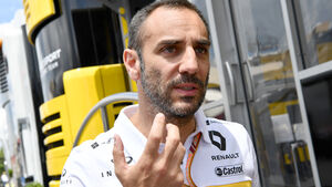 Cyril Abiteboul - Renault - F1 2018