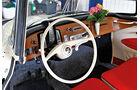 DKW AU 1000 S Coupè De Luxe, Cockpit, Lenkrad