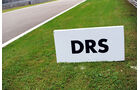 DRS - Formel 1 - GP Italien - 4. September 2014