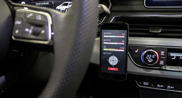 DTE Systems BMW 540i