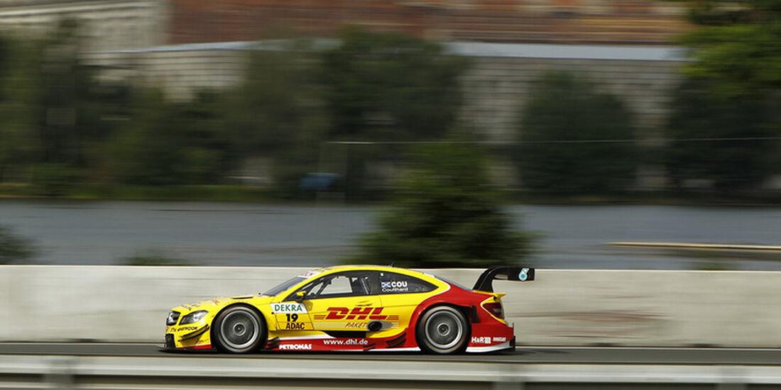 DTM 2012 Norisring, Coulthard