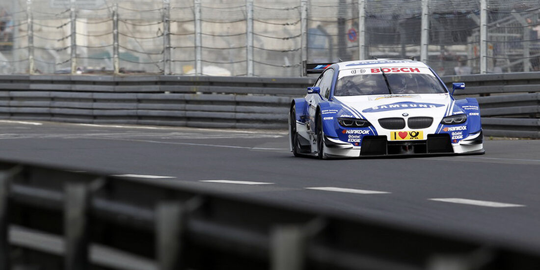 DTM 2012 Norisring, Hand