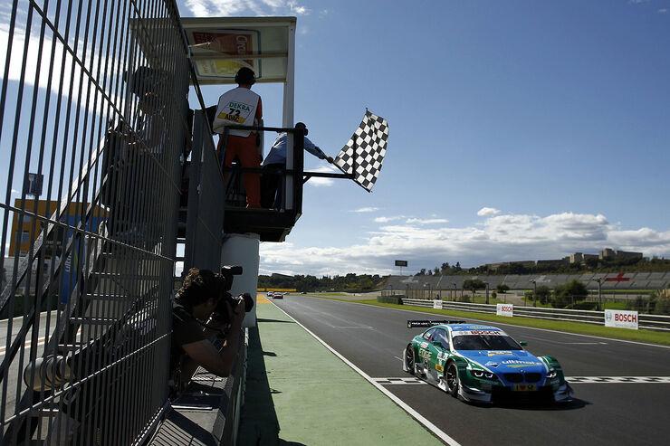 DTM 2012 Valencia, Rennen, Augusto Farfus