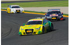 DTM 2012 Valencia, Rennen, Mike Rockenfeller