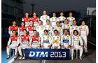 DTM 2013 Hockenheim 1, Fahrer