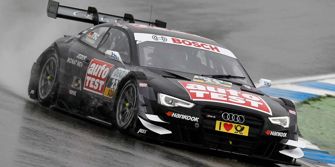 DTM 2013 Hockenheim 1, Timo Scheider