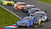 DTM 2013 Lausitzring Rennen, Paffett