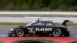 DTM 2014 Hockenheim Adrien Tambay Audi