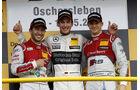 DTM 2014 - Oschersleben - Rennen - Podest