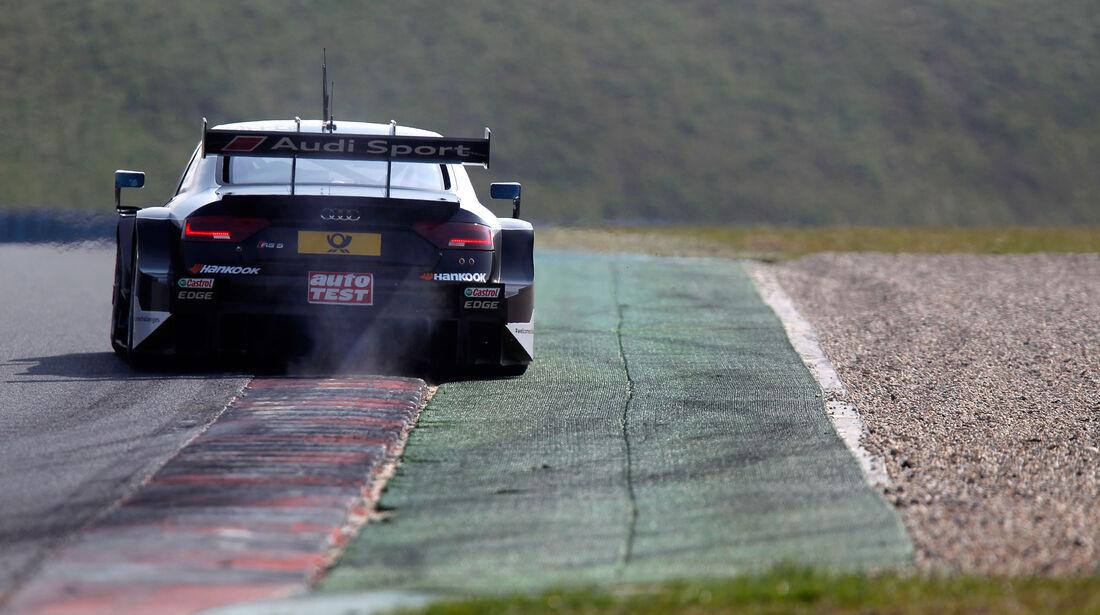 DTM 2015 - Testfahrten - Oschersleben - Audi RS5 DTM
