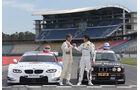 DTM BMW M3-Meisterautos, Ravaglia, Spengler, Frontansicht