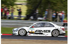 DTM, Brands Hatch, 2010, Mercedes C-Klasse, di Resta